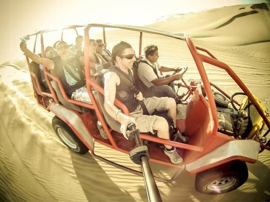 Shore Tours from paracas bay