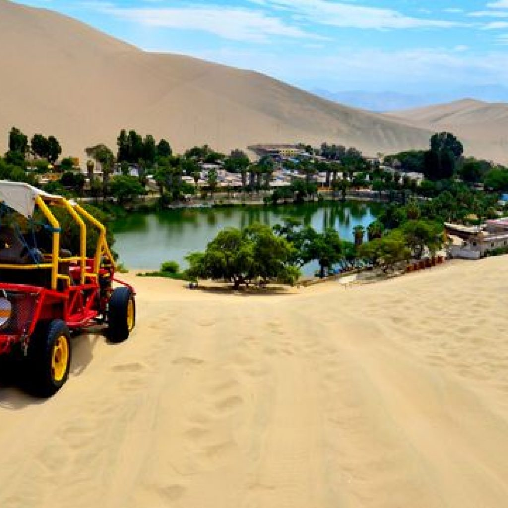 Tour del Pisco Ica Huacachina Full Day desde Lima