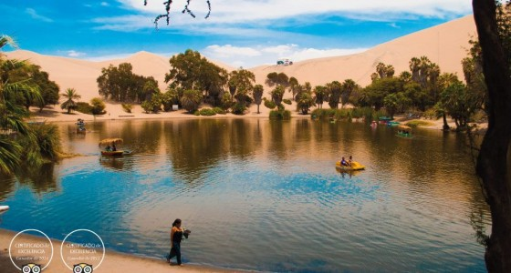 Tours Ica Huacachina from San Martin Harbor