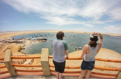 Tour Paracas, Huacachina, Nazca from Lima, ending in Arequipa or Cusco