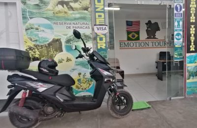 Motorcycle scooter rental